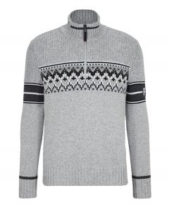 Adrian Mens 1/2 Zip Knit Sweater