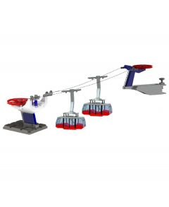 Double Aerial Tram - Electric
