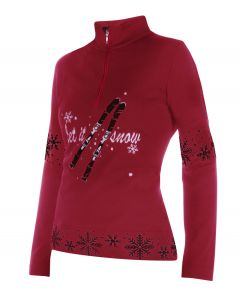Amidala Half Zip Sweater