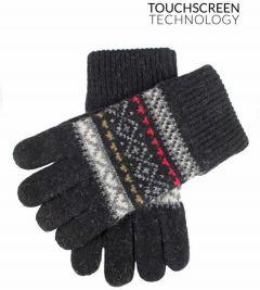 Dents Ascot  Woollen Gloves