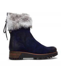 Aspen Ankle Fur Boot