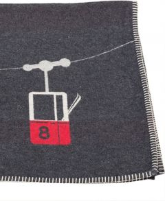 Cable Car Cotton Throw Sylt