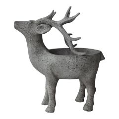 Faux Concrete Deer