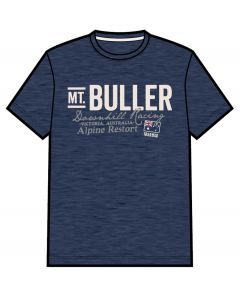 Embroidered Buller Tee