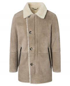 Gero-L Shearling Coat