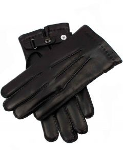 Mens Hatfield curly lamb lined gloves