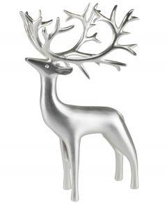 Pentik Inari Silvered Reindeer