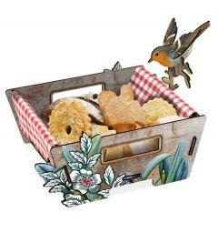 Miho Bread Basket - Italian Hospitality
