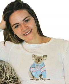 Kosci Koala Fundraiser LS Tee