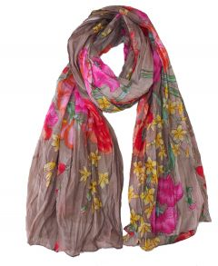 Bogner Fire + Ice Kyra Cotton Scarf