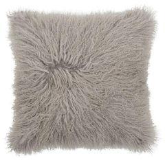 Mongolian Sheepskin Cushion