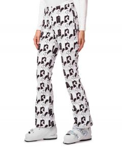 Womens Medaille Print Pant