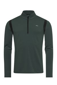 Kjus Mens Motion Midlayer Half-Zip