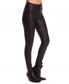 Night Moves Leather Pant