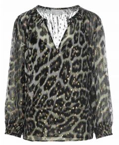 Nora Silk Georgette Shirt