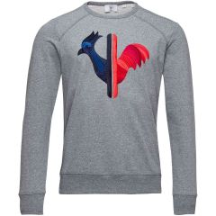 Mens Embroidered Rooster Sweatshirt