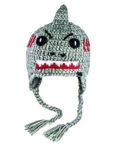 Kids Peruvian Shark Hat