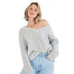 Sofia Vee Artisun Spun Sweater