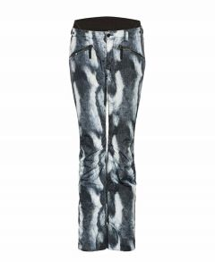 Stina Ski Pants - Animal Print