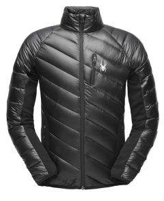 Mens Syrround Hybrid Full Zip Jacket