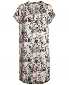 Yoke Exclusive Shirt Dress