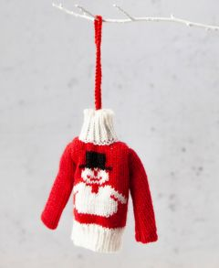 Ugly Sweater - Hanging
