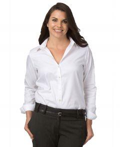 Cashmere Essentials The Essential White Shirt