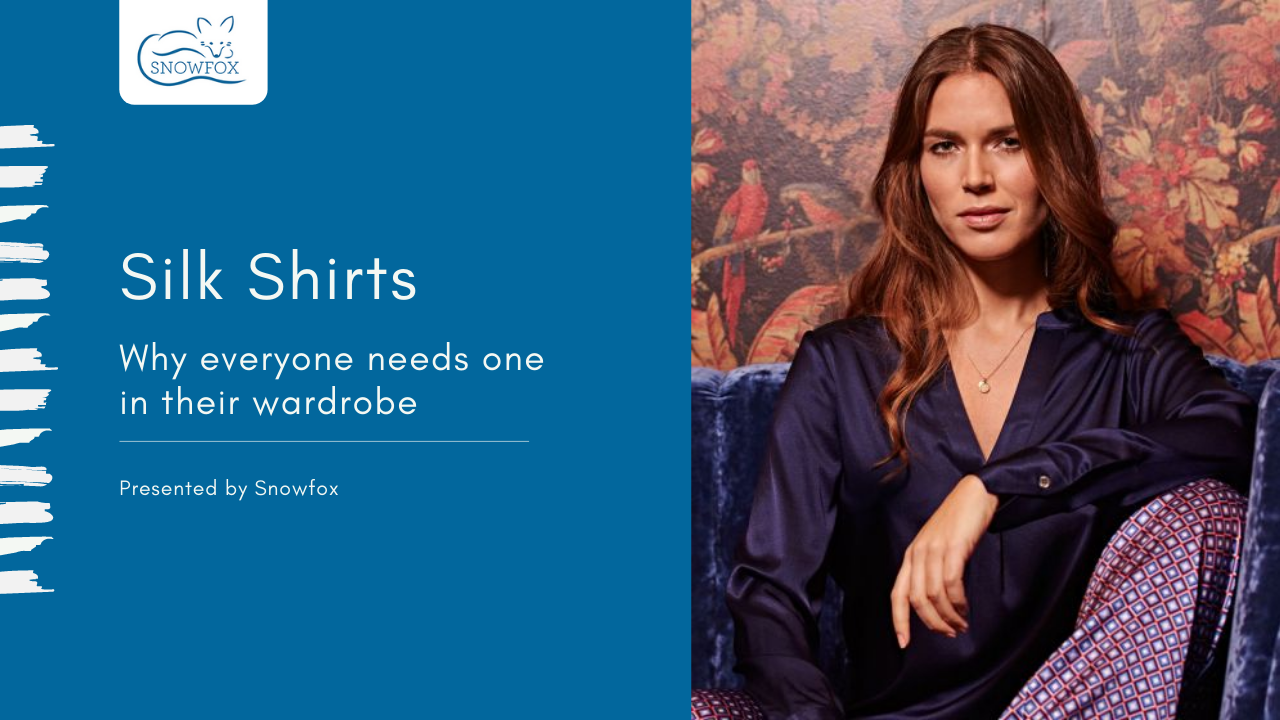Women's Silk Shirts – Wardrobe Staples You Need Right Now